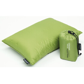 Cocoon Travel Pillow Down Fill 29x38cm wasabi